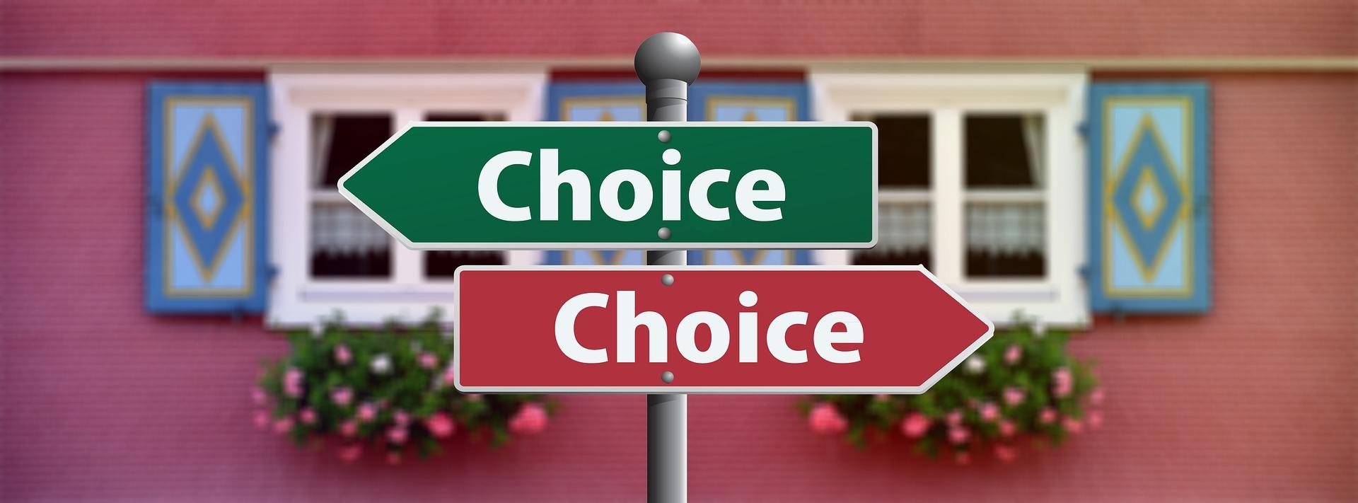 quickpoll choice